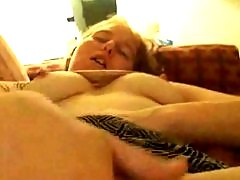 Dads friend caught fucking Sarah at home