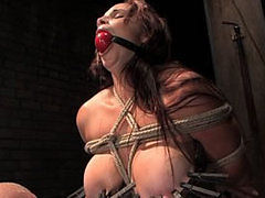 Tied Up And Completely Helpless