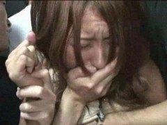 Partygirl gangbanged in Nightclub Elevator 19