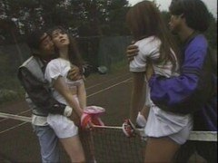 Tennis Girlls Forcely Fucked