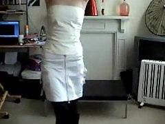 Amazing Lora strip dancing